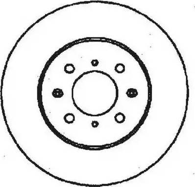 Jurid 561358J - Bremžu diski autodraugiem.lv
