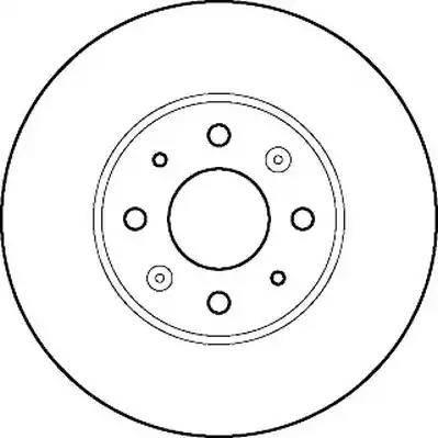 Jurid 561337J - Bremžu diski autodraugiem.lv