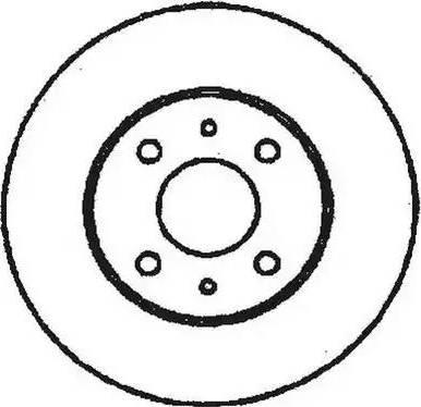 Jurid 561328J - Bremžu diski autodraugiem.lv