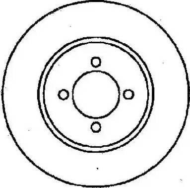 Jurid 561374J - Bremžu diski autodraugiem.lv