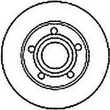 Jurid 561247J - Bremžu diski autodraugiem.lv