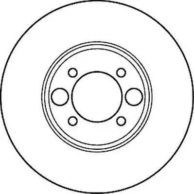 Jurid 561208J - Bremžu diski autodraugiem.lv