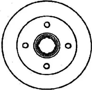 Jurid 561278J - Bremžu diski autodraugiem.lv