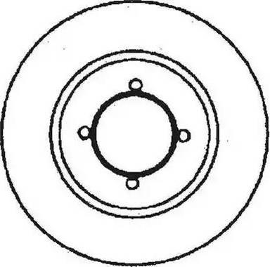 Jurid 561273J - Bremžu diski autodraugiem.lv