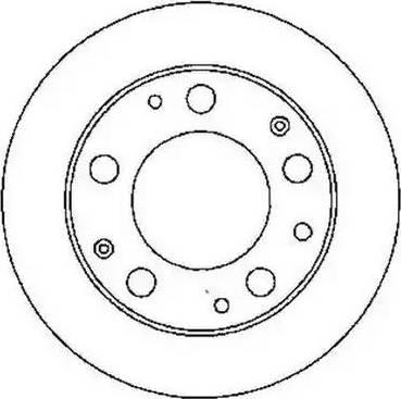 Jurid 561753J - Bremžu diski autodraugiem.lv