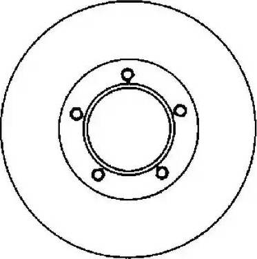 Jurid 561752J - Bremžu diski autodraugiem.lv