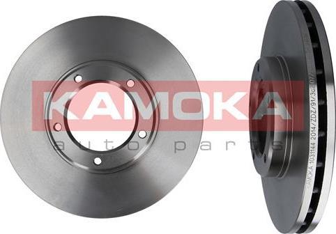 Kamoka 1031144 - Bremžu diski autodraugiem.lv