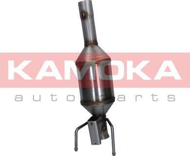Kamoka 8010008 - Nosēdumu-/Daļiņu filtrs, Izplūdes gāzu sistēma autodraugiem.lv