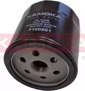 Kamoka F100201 - Eļļas filtrs autodraugiem.lv