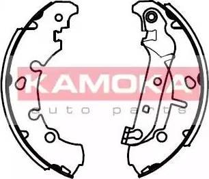 Kamoka JQ202028 - Bremžu komplekts, trumuļa bremzes autodraugiem.lv