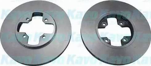 Kavo Parts BR-6718 - Bremžu diski autodraugiem.lv