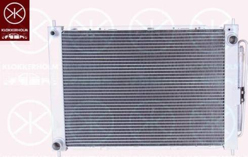 Klokkerholm 6033304055 - Radiators, Motora dzesēšanas sistēma autodraugiem.lv