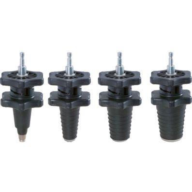 KS Tools 455.0140 - Adapteris, Dzesēšanas sist. spiediena pārbaudes komplekts autodraugiem.lv