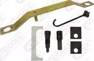 KS Tools 400.0225 - Uzstādīšanas instrumentu komplekts, Gāzu sadales mehānisms autodraugiem.lv