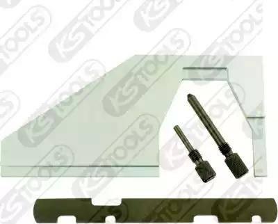 KS Tools 400.3350 - Uzstādīšanas instrumentu komplekts, Gāzu sadales mehānisms autodraugiem.lv