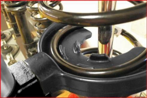 KS Tools 500.8401 - Atsperu savilcējs, Balstiekārtas atspere autodraugiem.lv