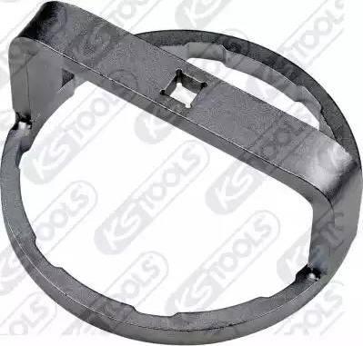 KS Tools 150.9398 - Degvielas filtra atslēga autodraugiem.lv