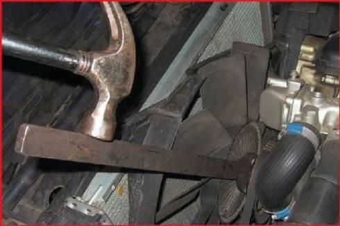 KS Tools 150.3022 - Montāžas instruments, Ventilators ar viskosajūgu autodraugiem.lv