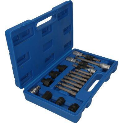 KS Tools BT571020 - Montāžas instrumentu komplekts, Ģeneratora brīvg. mehānisms autodraugiem.lv