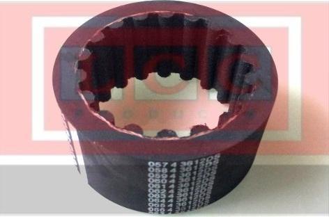 LCC Products LCC9207 - Elastīga sajūga mufta autodraugiem.lv
