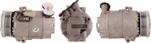 LUCAS ACP521 - Kompresors, Gaisa kond. sistēma autodraugiem.lv