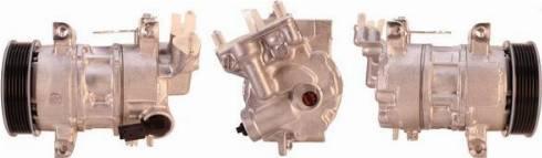 LUCAS ACP01043 - Kompresors, Gaisa kond. sistēma autodraugiem.lv