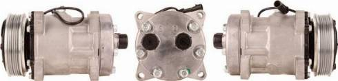 LUCAS ACP156 - Kompresors, Gaisa kond. sistēma autodraugiem.lv