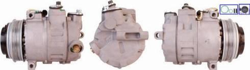 LUCAS ACP100 - Kompresors, Gaisa kond. sistēma autodraugiem.lv