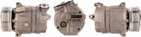 LUCAS ACP101 - Kompresors, Gaisa kond. sistēma autodraugiem.lv