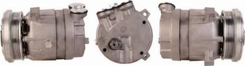 LUCAS ACP113 - Kompresors, Gaisa kond. sistēma autodraugiem.lv