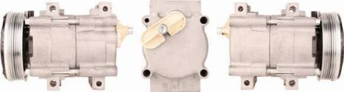 LUCAS ACP171 - Kompresors, Gaisa kond. sistēma autodraugiem.lv