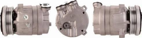 LUCAS ACP203 - Kompresors, Gaisa kond. sistēma autodraugiem.lv