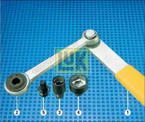 LUK 400 0004 10 - Montāžas instrumentu komplekts, Sajūgs/Spararats autodraugiem.lv