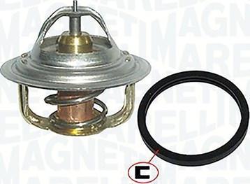 Magneti Marelli 352317000380 - Termostats, Dzesēšanas šķidrums autodraugiem.lv