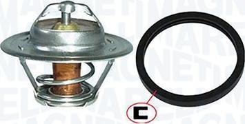 Magneti Marelli 352317000760 - Termostats, Dzesēšanas šķidrums autodraugiem.lv