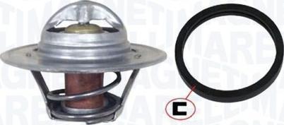 Magneti Marelli 352317100570 - Termostats, Dzesēšanas šķidrums autodraugiem.lv
