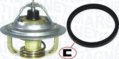 Magneti Marelli 352317101310 - Termostats, Dzesēšanas šķidrums autodraugiem.lv