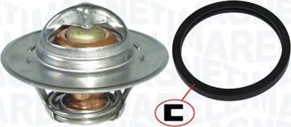 Magneti Marelli 352317101330 - Termostats, Dzesēšanas šķidrums autodraugiem.lv