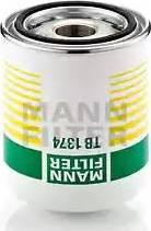 Mann-Filter TB1374X - Gaisa sausinātāja patrona, Gaisa kompresors autodraugiem.lv