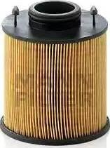 Mann-Filter U 620/2 Y KIT - Karbamīda filtrs autodraugiem.lv