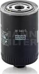 Mann-Filter W940/5 - Filtrs, Hidropacēlāja sistēma autodraugiem.lv
