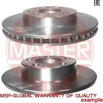Master-Sport 24012001291-PCS-MS - Bremžu diski autodraugiem.lv