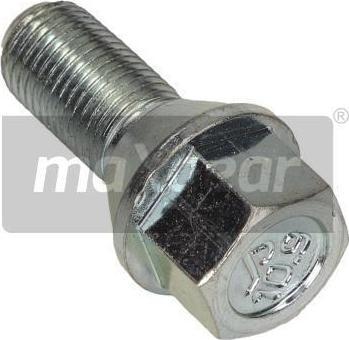Maxgear 49-0781 - Riteņa stiprināšanas skrūve autodraugiem.lv