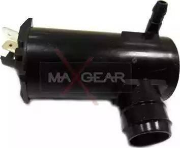 Maxgear 45-0002 - Ūdenssūknis, Stiklu tīrīšanas sistēma autodraugiem.lv