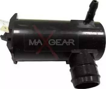 Maxgear 45-0014 - Ūdenssūknis, Stiklu tīrīšanas sistēma autodraugiem.lv