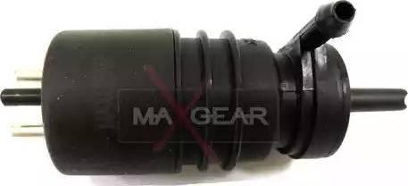 Maxgear 45-0013 - Ūdenssūknis, Stiklu tīrīšanas sistēma autodraugiem.lv