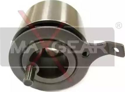 Maxgear 54-0101 - Spriegotājrullītis, Gāzu sadales mehānisma piedziņas siksna autodraugiem.lv