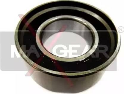 Maxgear 54-0133 - Spriegotājrullītis, Gāzu sadales mehānisma piedziņas siksna autodraugiem.lv