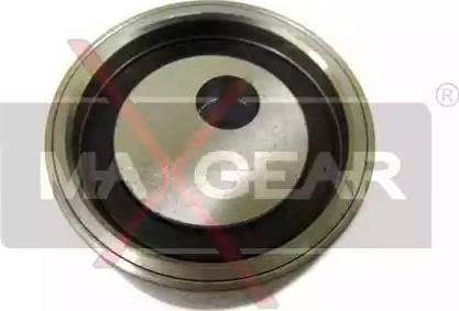 Maxgear 54-0283 - Spriegotājrullītis, Gāzu sadales mehānisma piedziņas siksna autodraugiem.lv