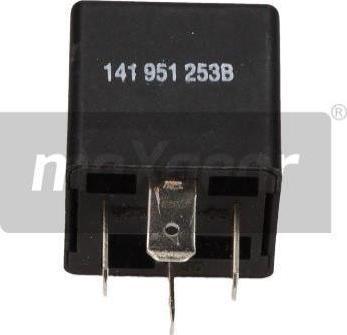 Maxgear 50-0008 - Multifunkcionāls relejs autodraugiem.lv